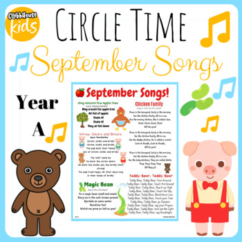 September Songs- YEAR A