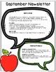 September Speech & Language Newsletter