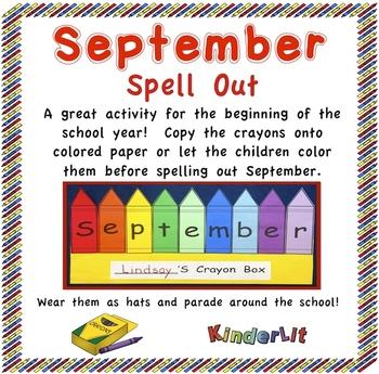 September Spell Out