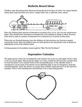 September Starters