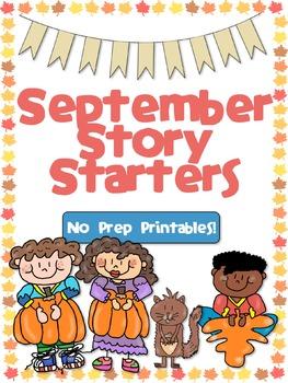 September Story Starters
