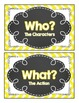 September Super Sentences: Using Who, What, When, Where, Why, and How