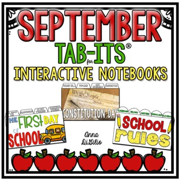 September Tab-Its
