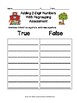 September Themed Addition With Regrouping Sorting Activity & SCOOT Game 2.NBT.5