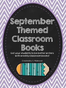September Themed Classroom Books