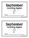 September Themed - Interactive Math Reader