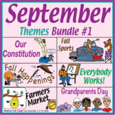 September Themes Puzzle Bundle #1