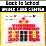 September Unifix Cube Math
