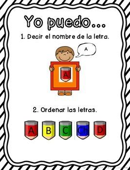 September Work Work Centers in SPANISH!