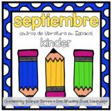 September Word Work Centers in SPANISH!