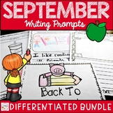 September Writing Prompts Journal BUNDLE