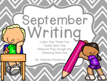 September Writing Bundle