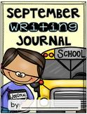 September Writing Journal{3 levels]