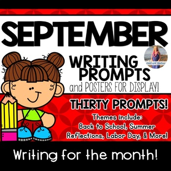 September Writing Prompts *30 prompts!*