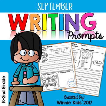 September Writing and Picture Prompts