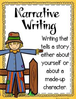 September Writing Prompts, Graphic Organizers, Papers and Posters