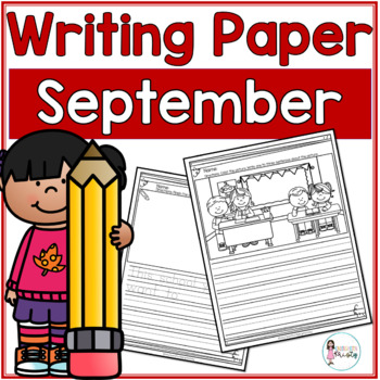 September Writing Prompts & Paper