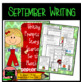September Writing Prompts and Story Starters