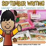 September Photo Writing Prompts