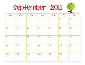 September calendar- jpg