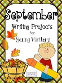 September (fall) Writing Projects for Young Writers