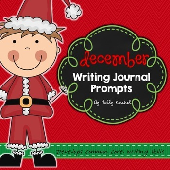 First Semester Writing Journal Prompts Bundle