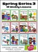 LESSON PLANS Curriculum Bundle [9 Months] Series 3