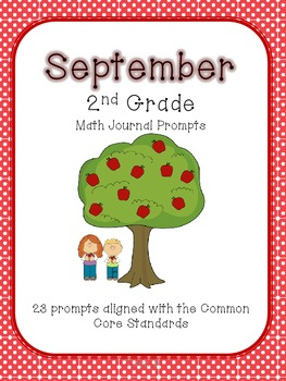 September/Back to School/Fall 2nd Grade Common Core Math J