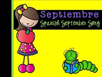 Septiembre Spanish September Song {Canción en español}