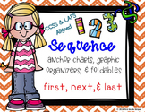 Sequence #2 Graphic Organizers, Anchor Chart Poster/Signs,