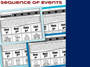 Sequence A Story and Write
