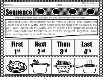Sequence Reading Comprehension