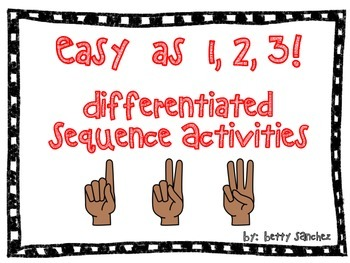 Sequence Activities  DIFFERENTIATED