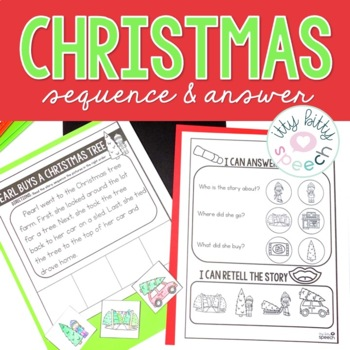 Sequence & Answer - Christmas
