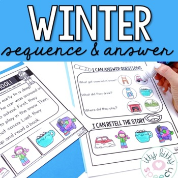 Sequence & Answer - Winter