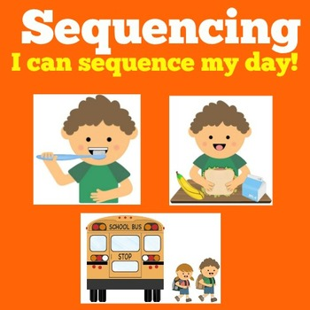 Sequence of Events Worksheet Activity