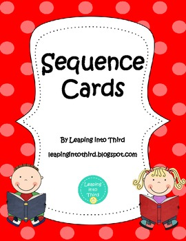 Sequence Cards