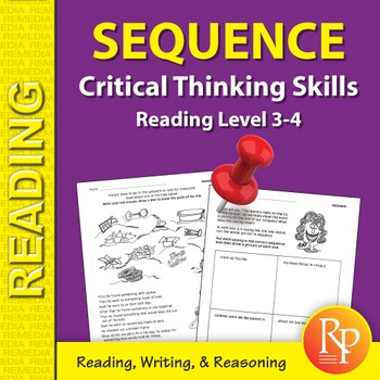 Sequence: Critical Thinking Skills