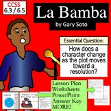 La Bamba      Sequence, Episodes, and Character Development