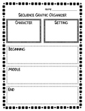 Sequence Graphic Organizer Wonders