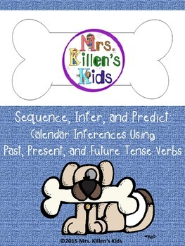 Sequence, Infer, & Predict: Calendar Activity Using Verb Tenses