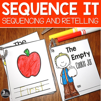Sequence It {Sequencing and Retelling}