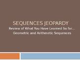 Sequence Jeopardy