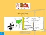 Sequence Intractive Lesson