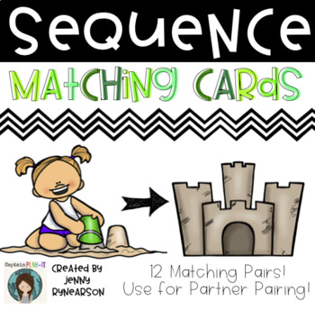 Sequence Matching Cards!