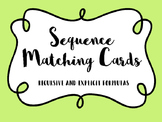 Sequence Matching Cards