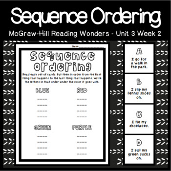 Sequence Ordering