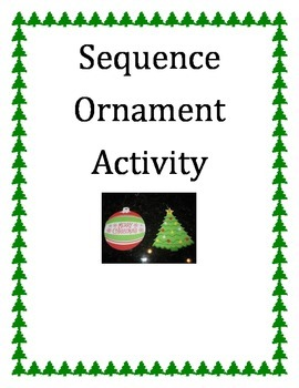 Sequence Ornament
