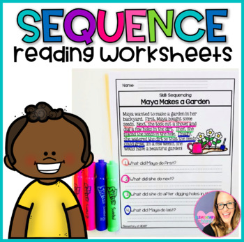 Sequence Reading Passages K-2