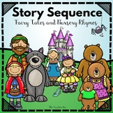 Sequence Story-Fairy Tales and Nursery Rhymes